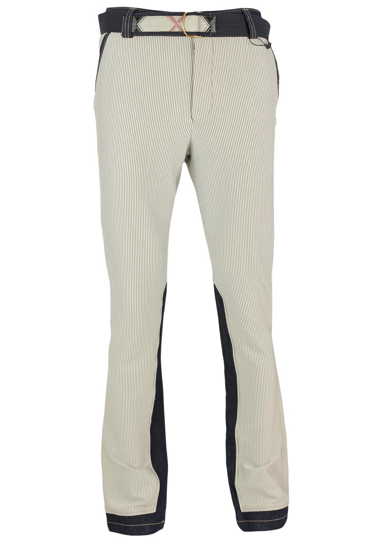 Pantaloni Custo Hal Grey
