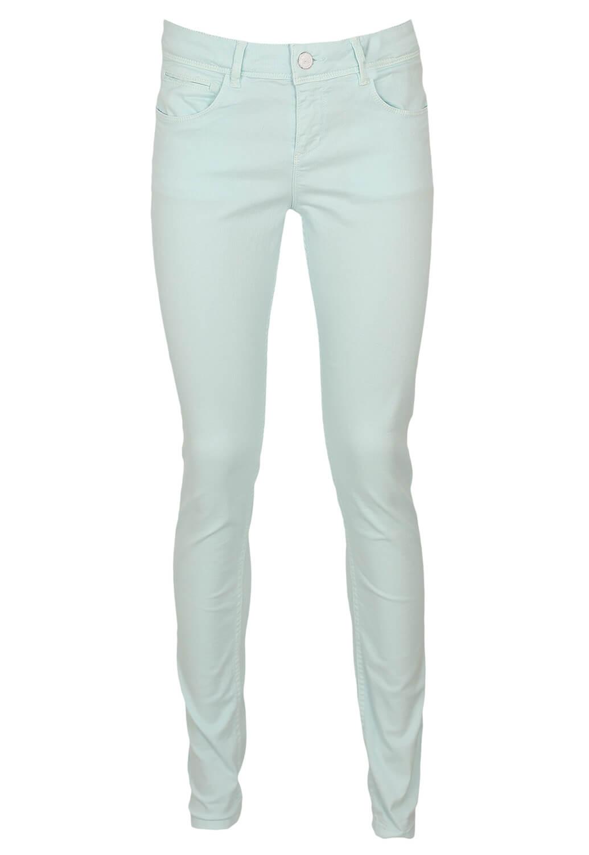 Pantaloni Promod Fiona Light Turquoise