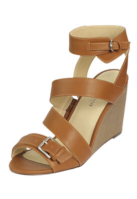 SANDALE PROMOD GIRLY BROWN