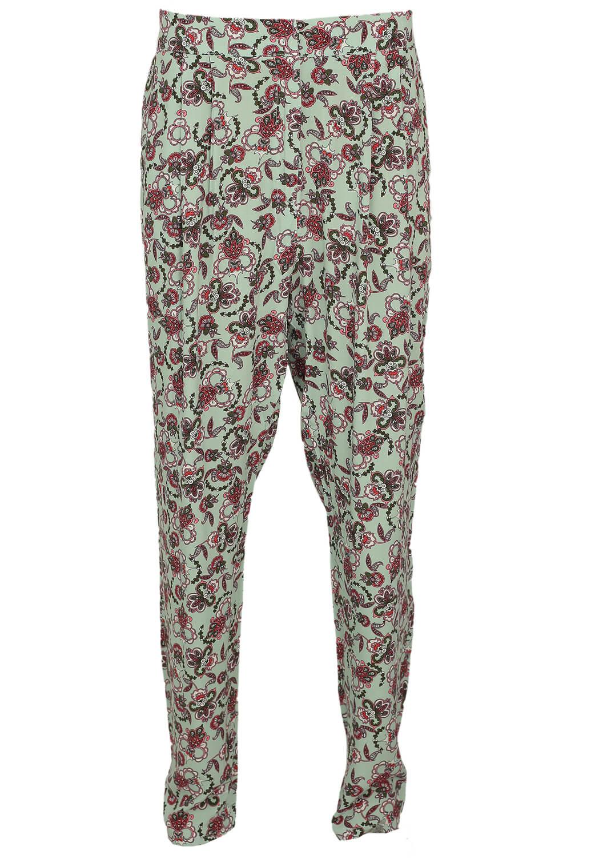Pantaloni Promod Tasha Light Green