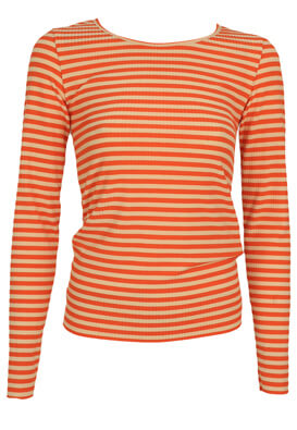 BLUZA MINIMUM MISHA ORANGE