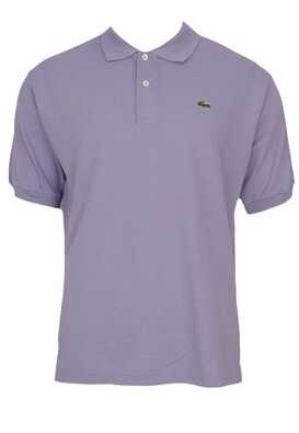 TRICOU POLO LACOSTE ERIN PURPLE