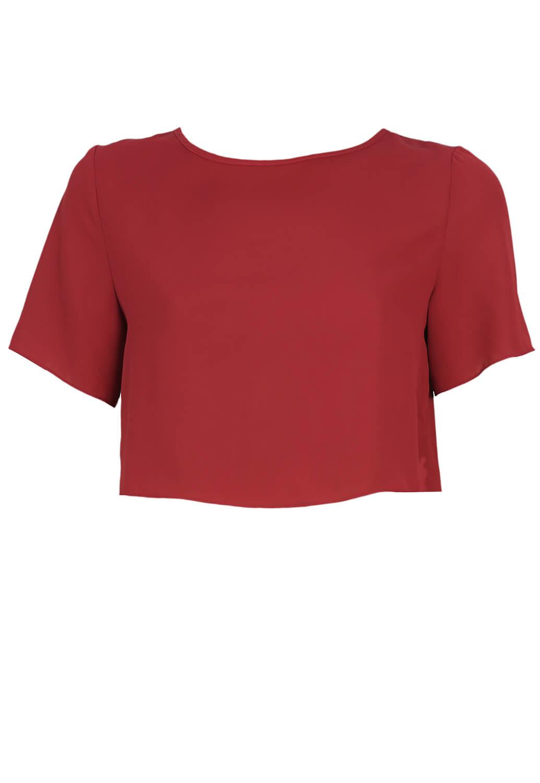 Tricou Glamorous Girly Red