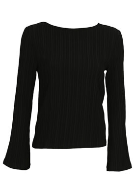 BLUZA MINIMUM BASIC BLACK