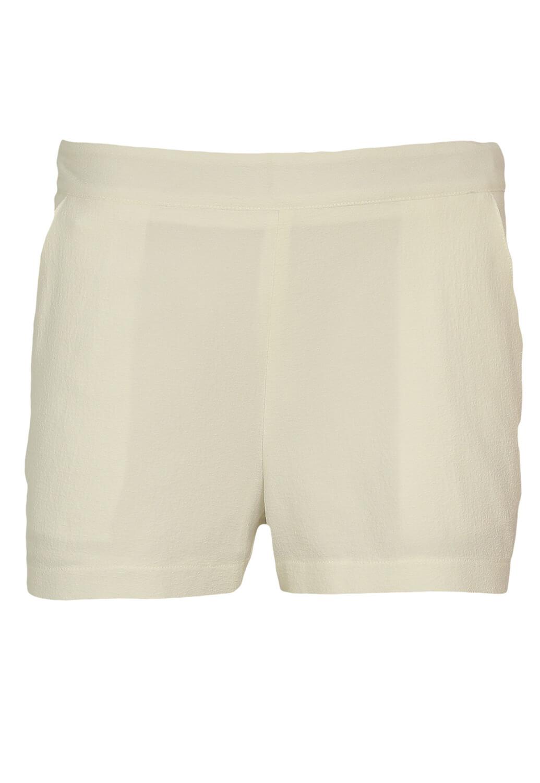 Pantaloni scurti Glamorous Wendy White