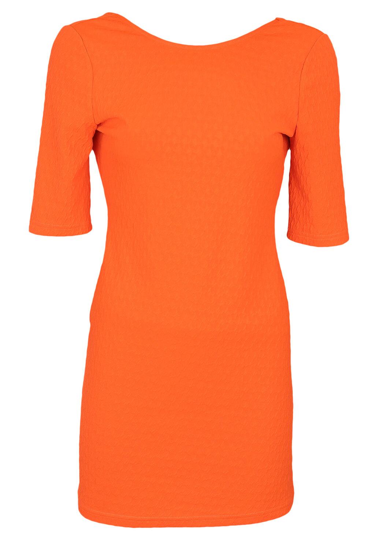 Rochie Glamorous Misha Orange
