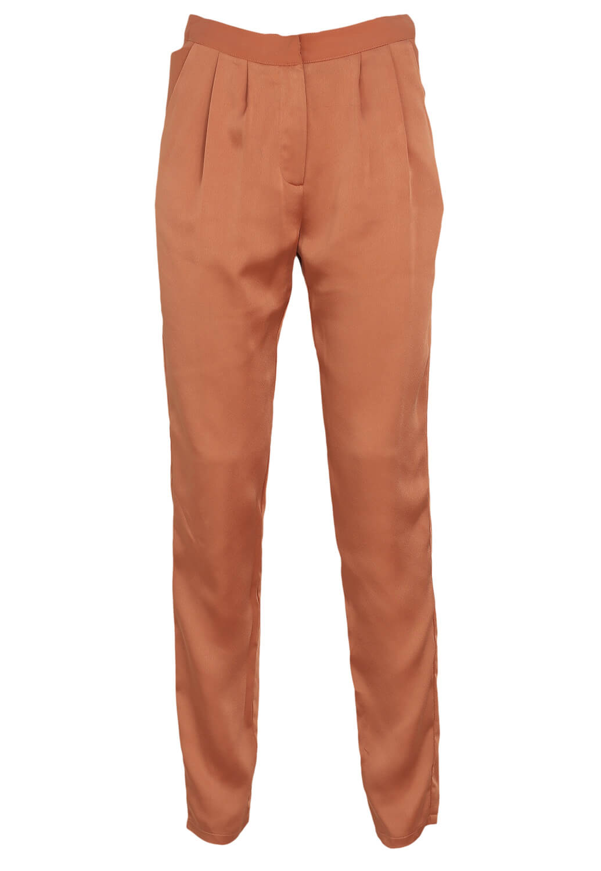 Pantaloni Glamorous Dasia Dark Orange