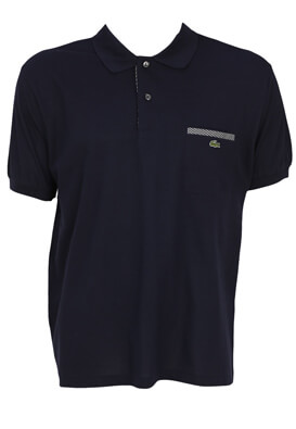 TRICOU POLO LACOSTE RAMON DARK BLUE