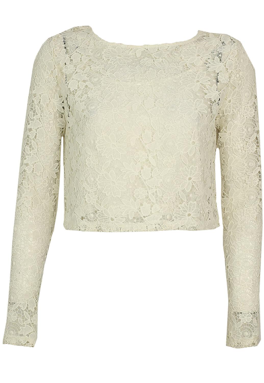 Bluza Glamorous Girly White