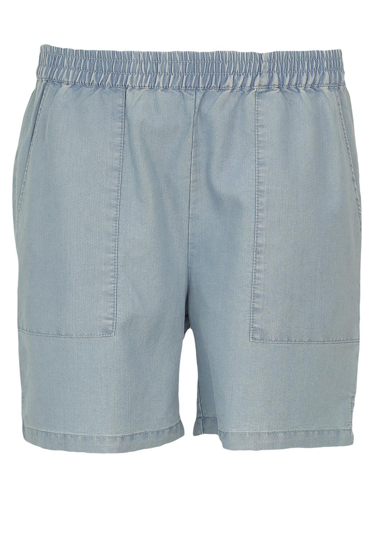 Pantaloni scurti Minimum Fran Light Blue