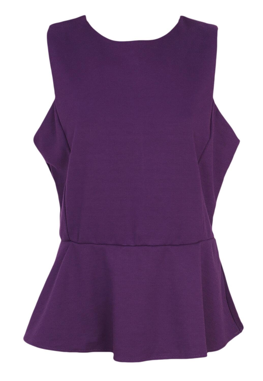 Maieu Glamorous Girly Dark Purple