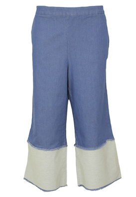 BLUGI STRADIVARIUS SALLY LIGHT BLUE
