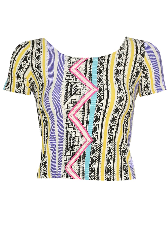 Tricou Glamorous Elisa Colors