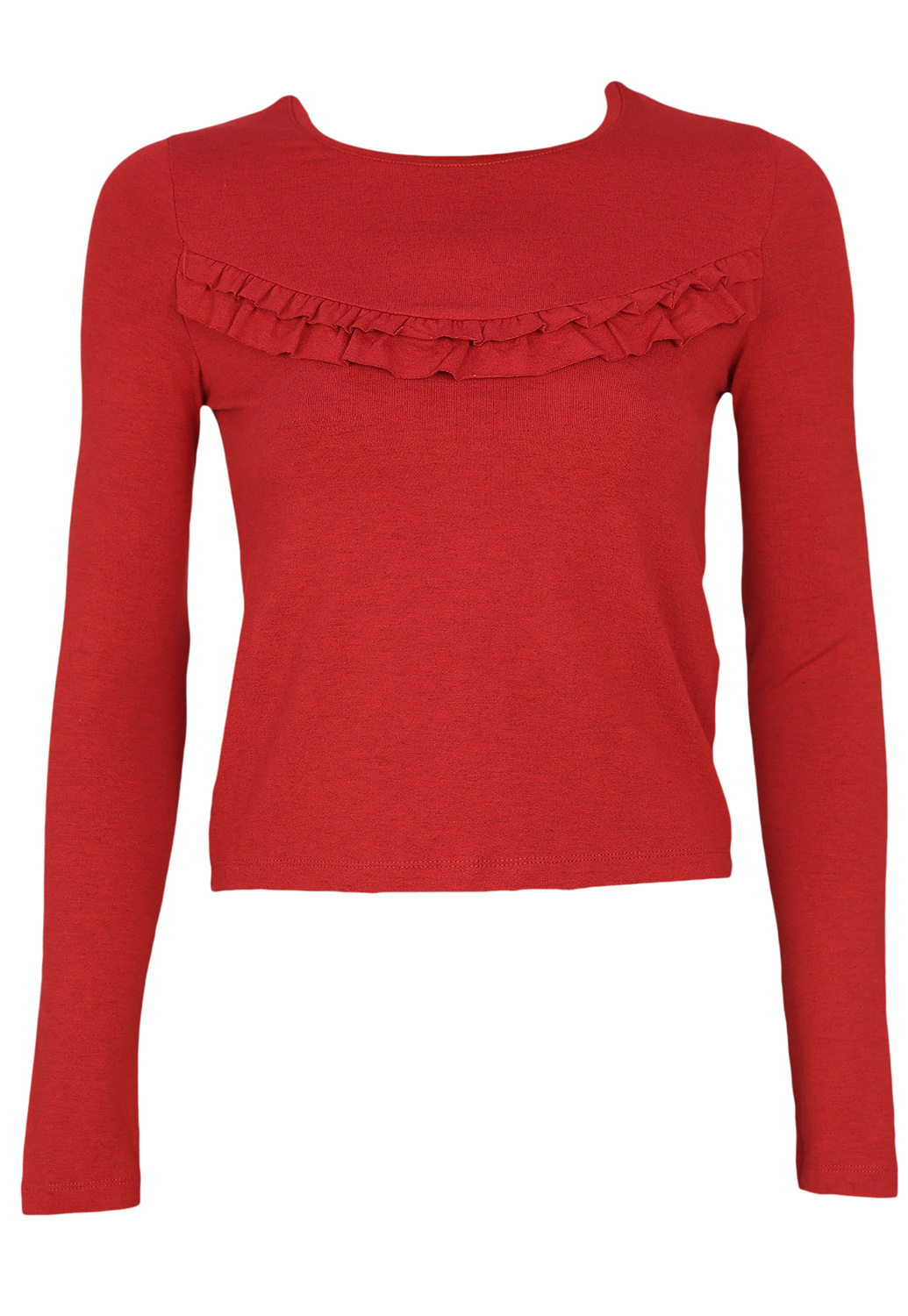 Bluza Stradivarius Blair Red
