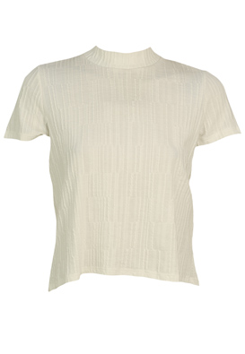 TRICOU ZARA SUMMER WHITE