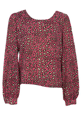 BLUZA ALICE AND YOU JODIE PINK