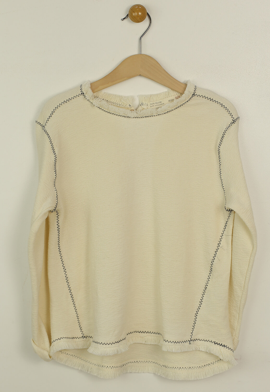 Bluza ZARA Geri Light Beige