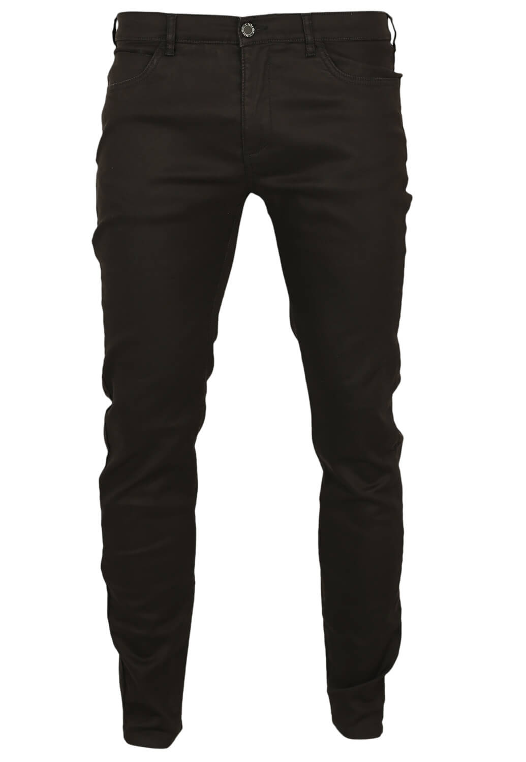 Pantaloni ZARA Shel Dark Brown