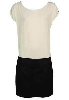 ROCHIE CACHE CACHE SHINE BLACK AND WHITE
