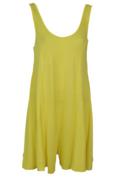 SALOPETA ZARA RITA YELLOW