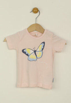 TRICOU NAME IT LARRY PINK