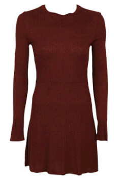 ROCHIE PULL AND BEAR WENDY RED