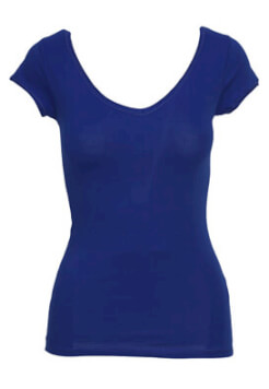TRICOU ZARA WENDY DARK BLUE