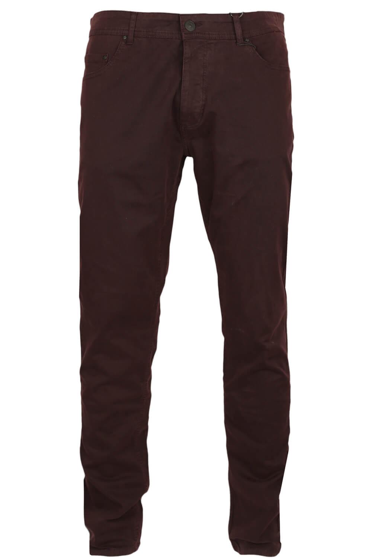 Pantaloni Bershka Tom Dark Purple