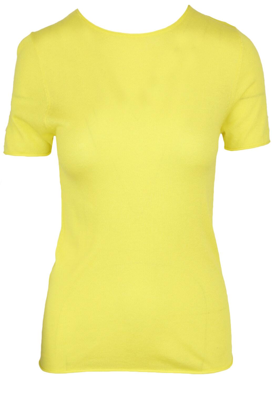 Tricou ZARA Sally Yellow