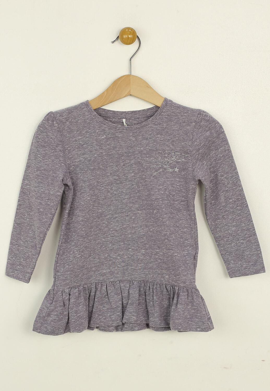 Bluza NAME IT Rosie Dark Purple