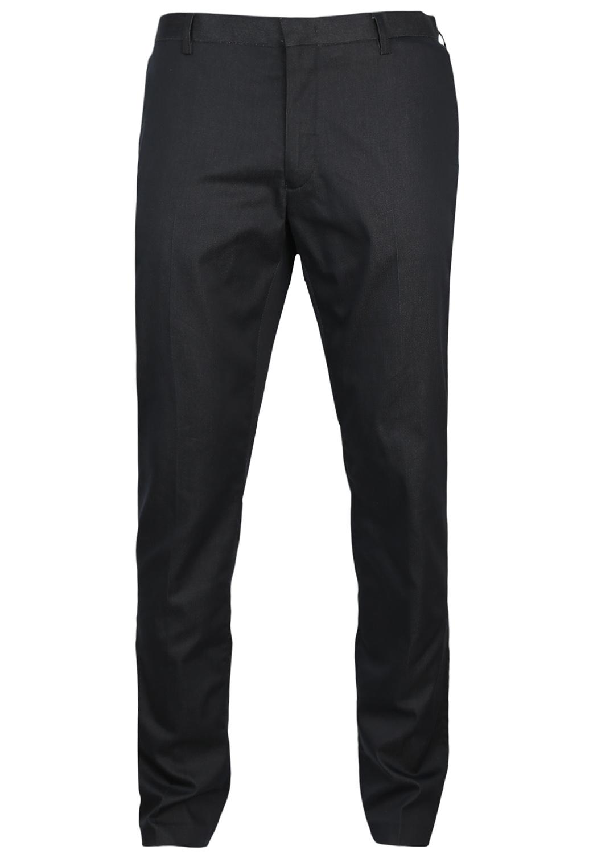 Pantaloni de stofa Devred Will Black