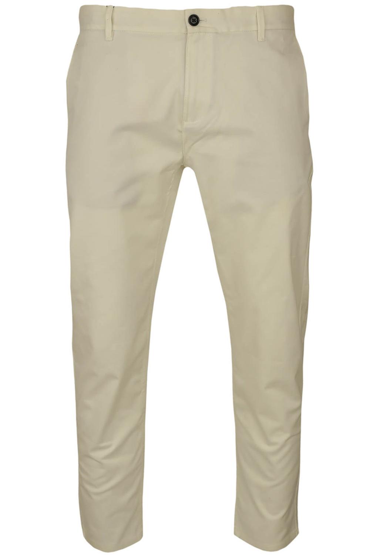 Pantaloni de stofa ZARA Ciel White