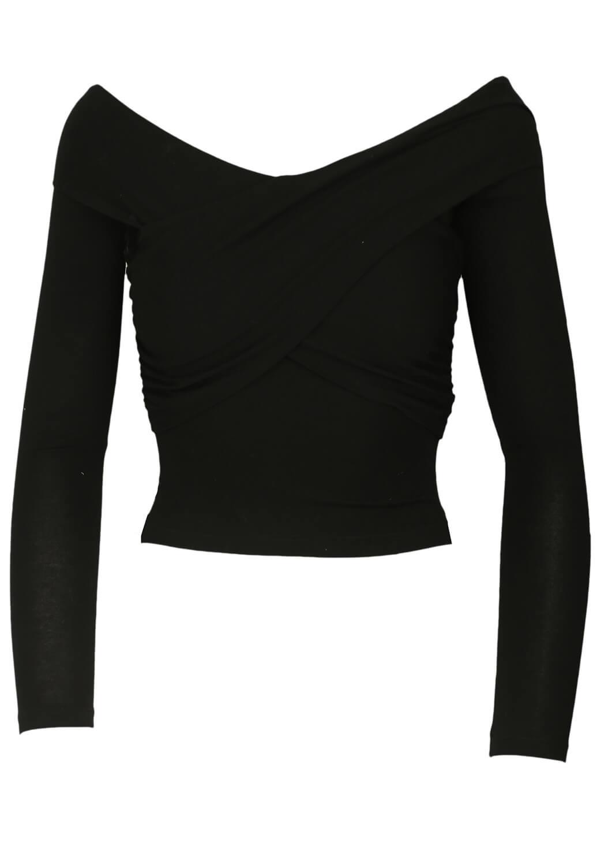 Bluza Bershka Basic Black