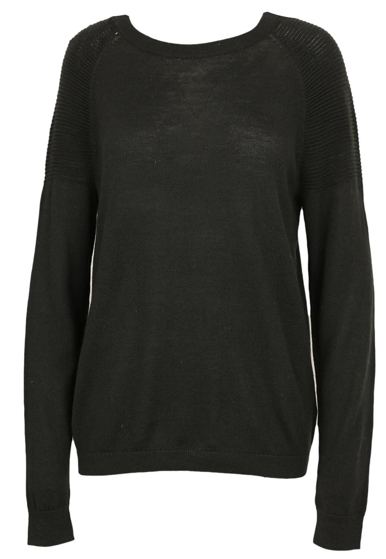 Bluza Tom Tailor Basic Black
