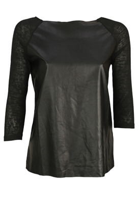 BLUZA PIXIE AND DIAMOND KORA BLACK