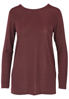 BLUZA ZARA AIMEE DARK RED
