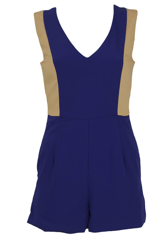 Salopeta Glamorous Pam Blue
