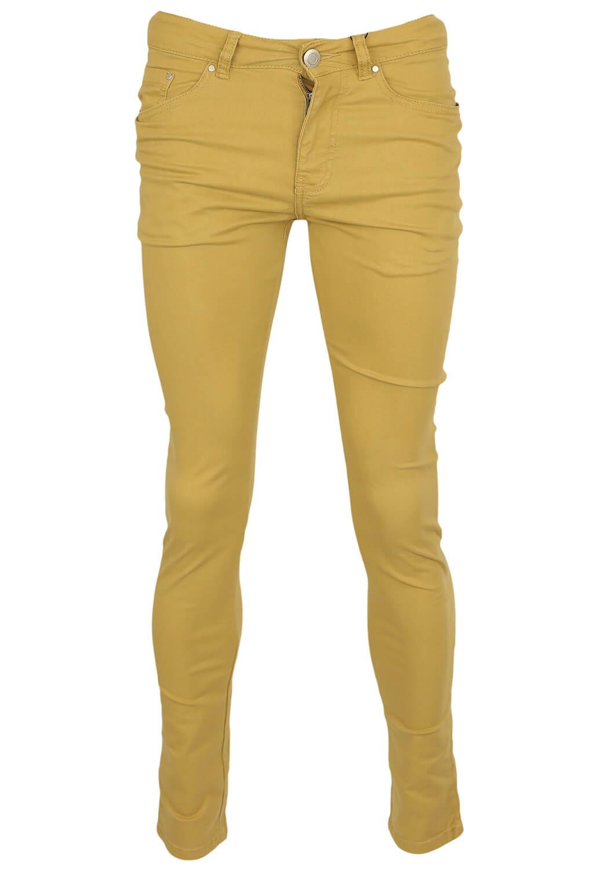 Pantaloni Bershka Kade Light Brown