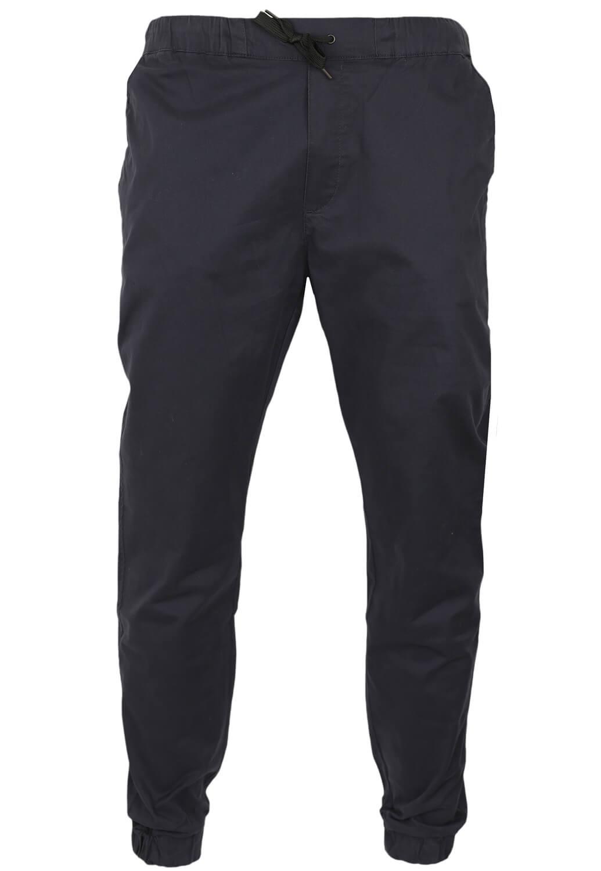 Pantaloni Bershka Riley Dark Blue