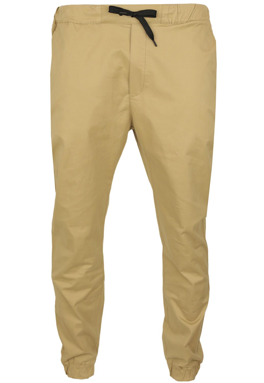 Pantaloni Bershka Burt Beige