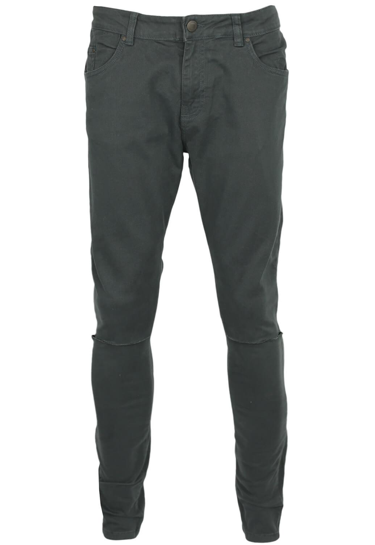 Pantaloni Bershka Liam Dark Green