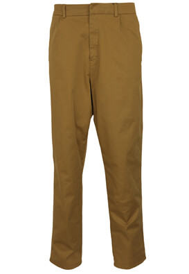 PANTALONI ZARA CIARA LIGHT BROWN
