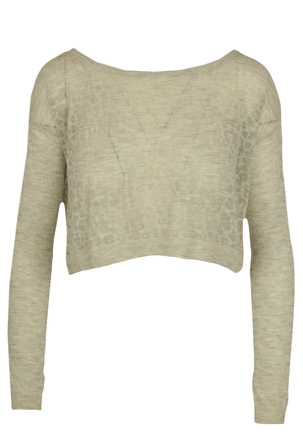 Bluza Bershka Ciara Light Grey
