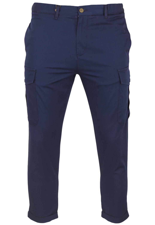 Pantaloni ZARA Jarvis Dark Blue