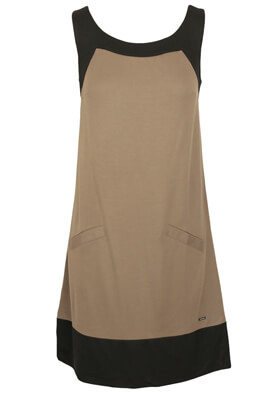 ROCHIE TOM TAILOR SALLY BROWN AND BLACK