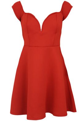 ROCHIE GLAMOROUS KITTY RED