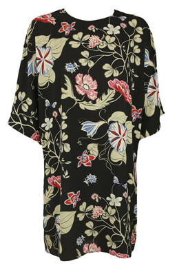 ROCHIE GLAMOROUS FLORAL COLORS