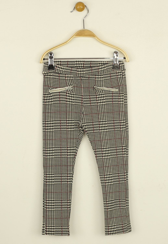 Pantaloni ZARA Kitty Grey