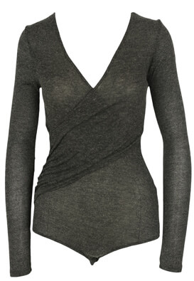 BODY ZARA JANE DARK GREY