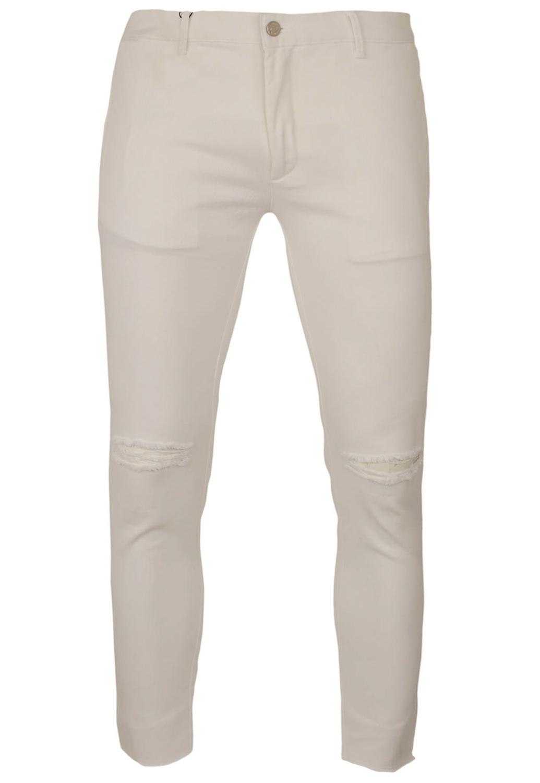 Pantaloni ZARA Jude White